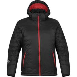 Textiel Heren Dons gevoerde jassen Stormtech Black Ice Zwart/Rood