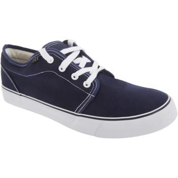 Schoenen Heren Lage sneakers Dek Padded Marineblauw