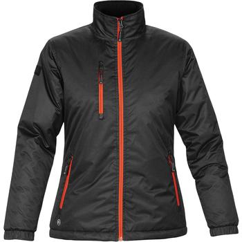 Textiel Dames Wind jackets Stormtech Axis Zwart/Oranje