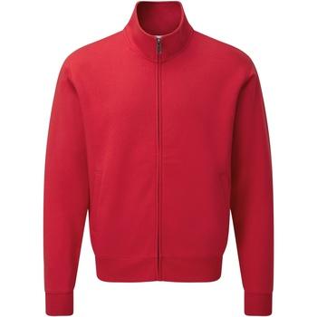 Textiel Heren Vesten / Cardigans Russell Authentic Klassiek rood