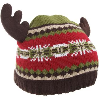 Accessoires Kinderen Muts Floso Beanie Rood/Groen