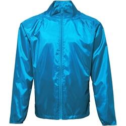Textiel Heren Windjacken 2786 TS010 Saffier