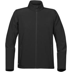 Textiel Heren Wind jackets Stormtech Softshell Zwart/Koolstof