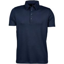 Textiel Heren Polo's korte mouwen Tee Jays TJ1440 Marineblauw