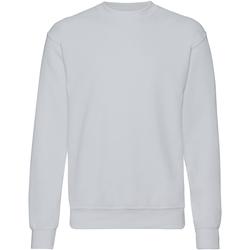 Textiel Heren Sweaters / Sweatshirts Fruit Of The Loom 62202 Heather Grijs