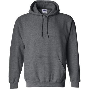 Textiel Sweaters / Sweatshirts Gildan Hooded Donkere Heide