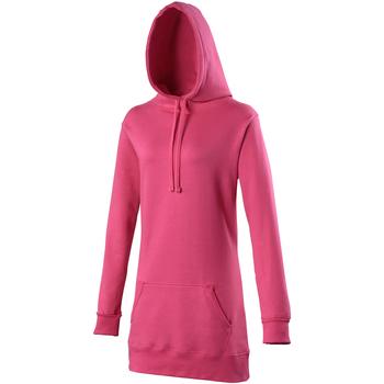 Textiel Dames Sweaters / Sweatshirts Awdis Girlie Heet Roze