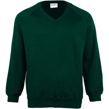Textiel Kinderen Sweaters / Sweatshirts Maddins Coloursure Fles groen