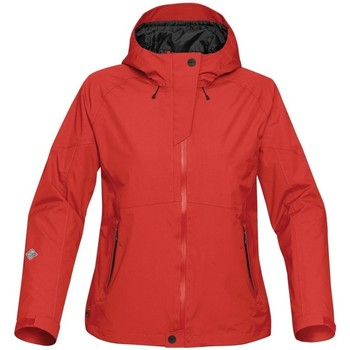 Textiel Dames Leren jas / kunstleren jas Stormtech Lightning Scarlet
