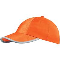 Accessoires Pet Beechfield Baseball Fel Oranje