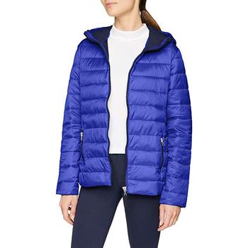 Textiel Dames Dons gevoerde jassen Result Snowbird Royal/Navy