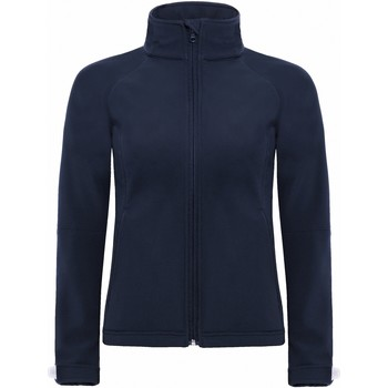 Textiel Dames Jacks / Blazers B And C Premium Marineblauw