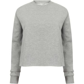 Textiel Dames Sweaters / Sweatshirts Skinni Fit Slounge Heide Grijs