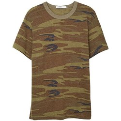Textiel Heren T-shirts korte mouwen Alternative Apparel Jersey Camo