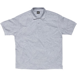 Textiel Jongens Polo's korte mouwen Sg SG59K Licht Oxford