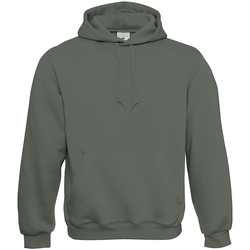 Textiel Heren Sweaters / Sweatshirts B And C Hooded Millennial Khaki