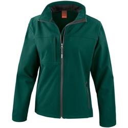 Textiel Dames Wind jackets Result Performance Fles groen