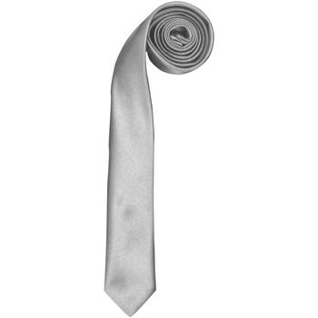 Textiel Heren Krawatte und Accessoires Premier Retro Zilver