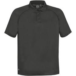 Textiel Heren Polo's korte mouwen Stormtech Performance Koolstof/zwart