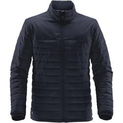 Textiel Heren Dons gevoerde jassen Stormtech QX-1 Marineblauw