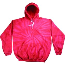 Textiel Heren Sweaters / Sweatshirts Colortone Tonal Spin rood