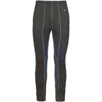 Textiel Heren Leggings Trespass Tactic Zwart X