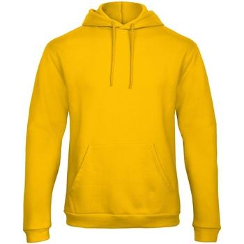 Textiel Sweaters / Sweatshirts B And C ID. 203 Goud
