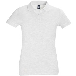 Textiel Dames Polo's korte mouwen Sols 11347 As