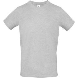 Textiel Heren T-shirts korte mouwen B And C E150 Asgrijs