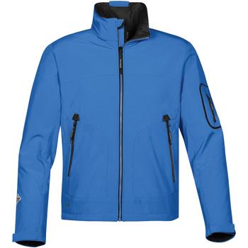 Textiel Heren Wind jackets Stormtech Softshell Elektrisch Blauw / Zwart