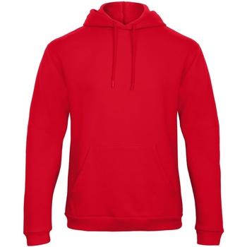 Textiel Sweaters / Sweatshirts B And C ID. 203 Rood