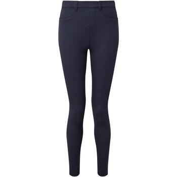 Textiel Dames Leggings Asquith & Fox Classics Marine