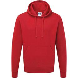 Textiel Heren Sweaters / Sweatshirts Russell Hooded Klassiek rood