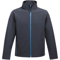 Textiel Heren Fleece Regatta TRA628 Marine / Frans Blauw