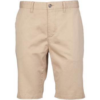 Textiel Heren Korte broeken / Bermuda's Front Row Chino Steen