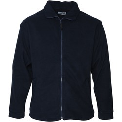 Textiel Heren Fleece Absolute Apparel Brumal Navy