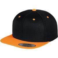 Accessoires Pet Yupoong Classics Zwart/ Neon Oranje