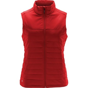 Textiel Dames Dons gevoerde jassen Stormtech Nautilus Helder rood