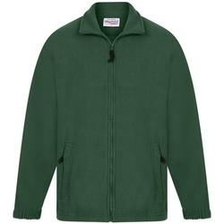 Textiel Heren Fleece Absolute Apparel Heritage Groen