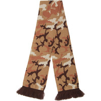 Accessoires Sjaals Floso Knitted Bruin