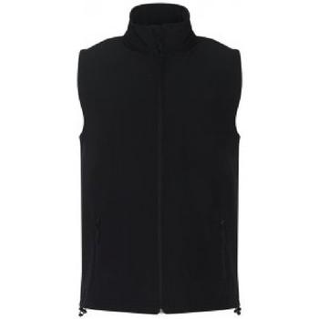 Textiel Heren Vesten / Cardigans Prortx Soft Shell Zwart