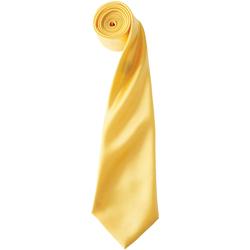 Textiel Heren Krawatte und Accessoires Premier Satin Zonnebloem