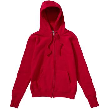 Textiel Dames Sweaters / Sweatshirts Sg Hooded Rood