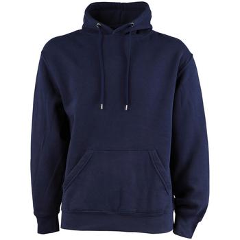 Textiel Heren Sweaters / Sweatshirts Tee Jays Hooded Marineblauw