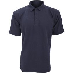 Textiel Heren Polo's korte mouwen Ultimate Clothing Collection UCC003 Marineblauw