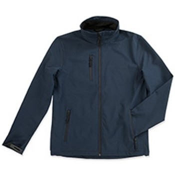 Textiel Heren Wind jackets Stedman  Donkerblauw