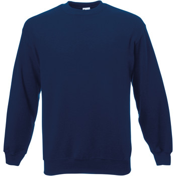 Textiel Heren Sweaters / Sweatshirts Universal Textiles Jersey Marineblauw