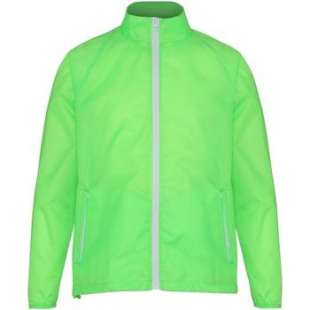 Textiel Heren Windjacken 2786 TS011 Kalk/wit