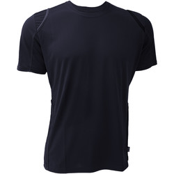 Textiel Heren T-shirts korte mouwen Gamegear Cooltex Marine/Navy