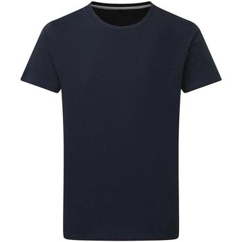 Textiel Heren T-shirts korte mouwen Sg Perfect Marineblauw